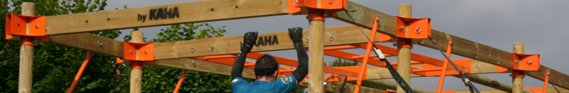 KAHA fabricant d'obstacles pour courses OCR en France - Mur, monkey bar, échelle, palissage