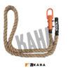 corde à grimper pour obstacle type ocr, parcours d'obstacles indoor de type Ninja Warrior