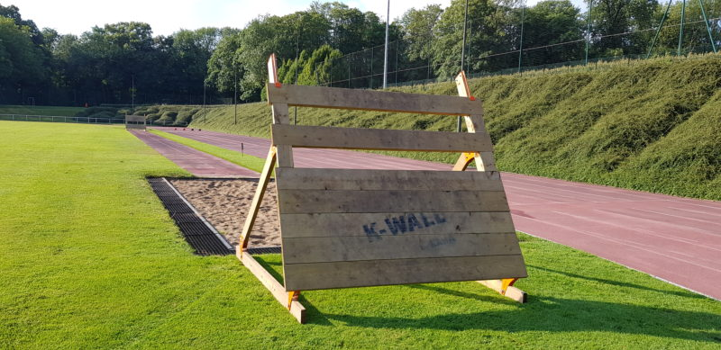 TEAM BUILDING ATID CONSULTING JUIN 2018 KAHA pour course à obstacles, course type OCR, parcours d'obstacles indoor de type Ninja Warrior K-WALL, MONKEY